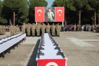 YEMİN TÖRENİ - Alaşehir'de Bin 716 Acemi Asker Yemin Etti