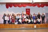 ORHAN AYDIN - Altıeylül Ortaokulu Madalyaya Doymuyor
