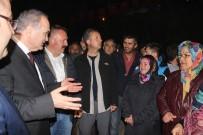KATI ATIK TESİSİ - Bakan Özlü CHP'ye Yüklendi