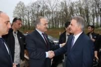 HÜSEYIN AVNI COŞ - Bakan Özlü 'Teknokent Bilişim Kümelenmesi' Kokteyline Katıldı