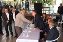 MUHITTIN BÖCEK - Başkan Böcek, Doyran'da Büyük İlgiyle Karşılandı