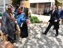 YENICEKÖY - Başkan Kocaoğlu, Köy Ve Mahalle Gezilerine Devam Ediyor