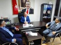 SERKAN YILDIRIM - Başkan Yağcı Ve Milletvekili Bilgin Referandum Çalışmalarını Değerlendirdi