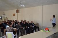 İŞ SAĞLIĞI - Belediye Personeline 'İş Sağlığı Ve Güvenliği' Eğitimi