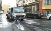 SÜTLÜCE - Beyoğlu'nda Bahar Temizliği