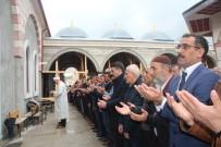 GIYABİ CENAZE NAMAZI - Bilecik'te İdlib'te Ölenler İçin Gıyabi Cenaze Namazı Kılındı