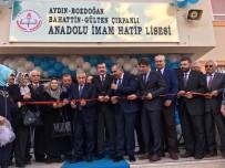 AYDIN VALİSİ - Bozdoğan İmam Hatip Lisesi Dualarla Hizmete Açıldı
