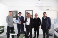 15 TEMMUZ DARBESİ - Burs Komisyonundan Teşekkür Ziyaretleri