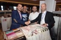 İBRAHIM BURKAY - Bursalı Şirketler İhracat Maratonunda
