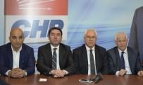 DİSİPLİN KURULU - CHP Referandum Çalışmalarını Sürdürüyor