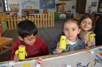 AHŞAP OYUNCAK - Çocuk Oyun Evi Ve Oyuncak Müzesine Büyük İlgi