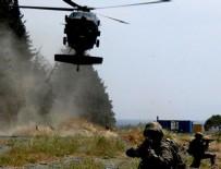 PKK - Cudi Dağı'nda Teröristlere Darbe
