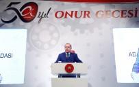 BÜYÜME RAKAMLARI - Cumhurbaşkanı Erdoğan Açıklaması '1 Milyon İnsanı Öldüren Katil Esed Bedel Ödemeli'