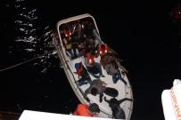 KıBRıS - Denizde Mahsur Kalan 30 Kaçak Göçmen Yakalandı