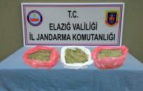 Elazığ'da Uyuşturucu İle Yakalanan Şüpheli Tutuklandı