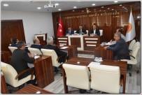 MUSTAFA YıLDıRıM - Encümen Ve Komisyon Üyeleri Seçimi Yapıldı