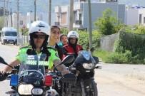 ENGELLİ ÖĞRENCİLER - Engelli Öğrenciler Polis Oldu