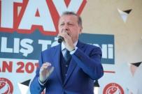 PENSILVANYA - Erdoğan'dan 16 Nisan'da 'İdam Tescili' Mesajı