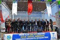 NILGÜN MARMARA - Ergene İlçesi İçme Suyu Tesisleri Hizmete Açıldı