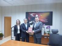 SİYASAL BİLGİLER FAKÜLTESİ - Eski Tarım Ve Köy İşleri Bakanı Prof. Dr. Sami Güçlü, NEÜ'yü Ziyaret Etti