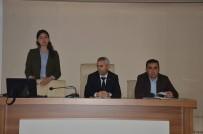 KÖY MUHTARI - Fatsa'da 'Genç Çiftçi Projesi' Toplantısı