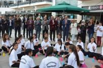 TÜRK EĞITIM SEN - Forum Magnesia'da Mandala Etkinliği