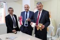 HALİL İBRAHİM ŞENOL - Gaziemir'de Organik Oyuncak Üretimi