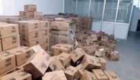 KETÇAP - Gıda Teröristlerine Şok Baskın Açıklaması 1 Gözaltı