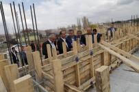 OKUMA SALONU - Gölbaşı Belediyesi'nden İncek'e Dev Yatırım