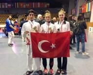TEKVANDO - Hakan Reçber Avrupa Şampiyonu