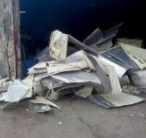 ALÜMİNYUM - Hırsızlar Çaldıkları Malzemelerle Birlikte Yakalandı