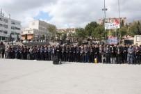 GIYABİ CENAZE NAMAZI - İdlib'te Ölenler İçin Gıyabi Cenaze Namazı Kılındı