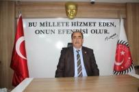 İl Genel Meclisi Milliyetçi Hareket Partisi Grup Başkanı Tahsin Eren;