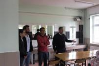 KUREYŞ - İletişim Kulübü Öğrencileri Engel Tanımıyor