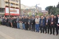 KATLIAM - İslahiye'de İdlib'de Hayatını Kaybedenler İçin Gıyabi Cenaze Namazı Kılındı