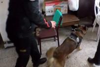 POLİS HELİKOPTERİ - İstanbul'da Uyuşturucu Operasyonu Kamerada