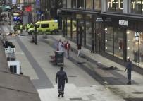 GÖRGÜ TANIĞI - İsveç'te sokağa çıkma yasağı ilan edildi