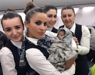 KORDON - Kadın Uçakta Doğum Yaptı