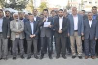 TÜRKISTAN - Kahta'da İdlip Saldırılarına Tepki