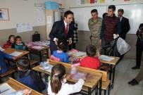 GAZİLER DERNEĞİ - Kaymakam Dundar'dan Okul Ziyareti
