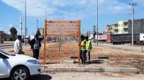 TAFLAN - Kızıltepe'de Çevre Düzenlemeleri Devam Ediyor