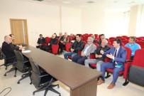 İSTİŞARE TOPLANTISI - Körfez'de Amatör Spor Kulüpleri Temsilcileri Bir Araya Geldi
