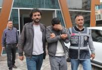 SİLAHLI SOYGUN - Kredi Kartı Borcu İçin Marketi Soyan Hırsız Yakalandı