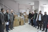 ECZACI ODASI - Malatya Eczacılar Odasından Suriye'ye Yardım Eli