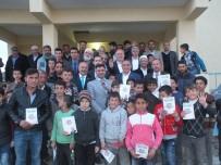 MUZAFFER ÇAKAR - Malazgirt'te Referandum Çalışması