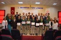 AHMET ERDOĞDU - Manisa Fen Lisesinden Büyük Başarı