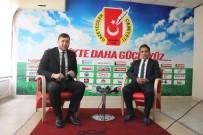 ECZACI ODASI - MHP İl Başkanı Baki Ersoy Açıklaması