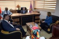 EMIN ÖZTÜRK - MHP'li Depboylu Didim'de Ziyaretlerde Bulundu
