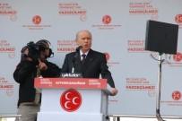 BÖLÜCÜLÜK - MHP Lideri Devlet Bahçeli, Afyonkarahisar'da (2)