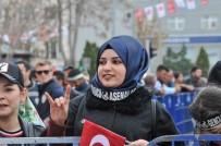 MHP Lideri Devlet Bahçeli Afyonkarahisar'da